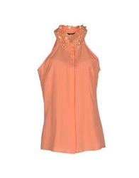 Guess By Marciano Marciano Shirts Apricot