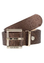 Guess Marian Belt Bronze