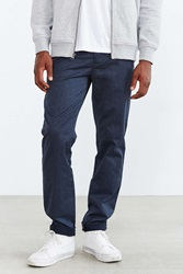 Cpo Double Faced Melange Skinny Chino Pant Grey