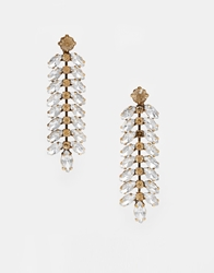 Designsix Avington Earring Gold
