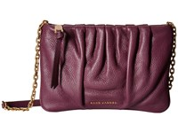 Marc Jacobs Gathered Pouch Pouch With Chain Iris Handbags Multi