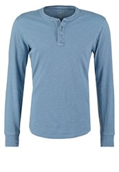 Gap Long Sleeved Top Pacific Blue
