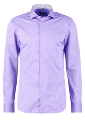 Eterna Slim Fit Formal Shirt Flieder Lilac