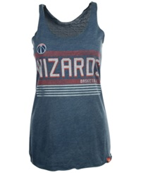 Sportiqe Women's Washington Wizards Racerback Tank Navy