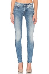G Star 3301 Contour High Skinny Medium Aged