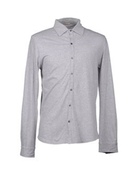Bellwood Long Sleeve Shirts Grey