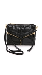 Botkier Trigger Cross Body Bag Black