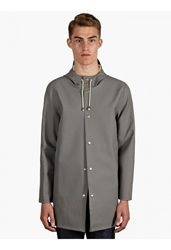 Men's Grey Stockholm Raincoat