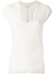 Iro 'Lovel' Knit Top Nude And Neutrals
