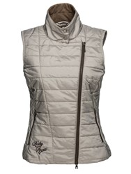 Daily Sports Livia Quilted Wind Gilet Beige