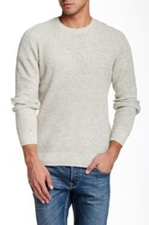 1901 Waffle Knit Pullover Beige