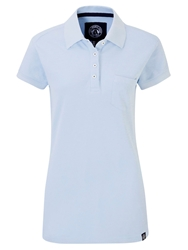 Tog 24 Kima Womens Polo Shirt Blue