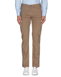 Armata Di Mare Trousers Casual Trousers Men Camel
