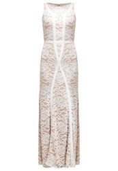 Jarlo Everly Maxi Dress Ivory Off White
