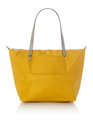 Radley Pocket Essentials Yellow Large Tote Bag Yellow