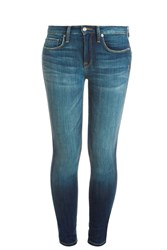 Genetic Denim Women S Daphne Croppped Jeans Boutique1 Blue