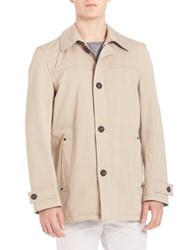 Strellson Cotton Over Jacket Beige