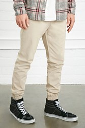 Forever 21 Cotton Drawstring Joggers