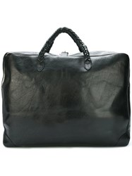 Golden Goose Deluxe Brand 'Equipage L M' Holdall Black