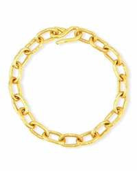Twenty Two Carats Cadene 20 22K Yellow Gold Thin Link Bracelet
