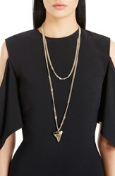 Women's Givenchy Shark Tooth Necklace