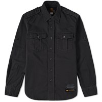 Neighborhood Officer Shirt Black