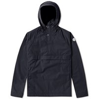 Norse Projects Frank Summer Cotton Jacket Blue
