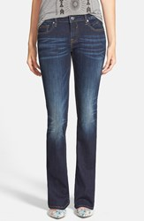Vigoss 'Ny' Bootcut Jeans Dark Wash