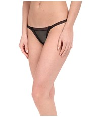Natori Escape G String Black Women's Underwear