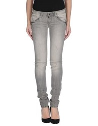 Daniele Alessandrini Denim Pants Grey