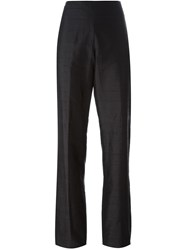 Gigli Vintage High Waisted Trousers Black