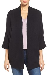 Halogenr Women's Halogen Open Front Knit Cardigan