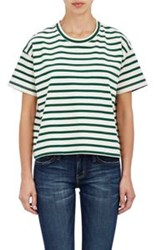 Marni Jersey Knit T Shirt Green Size 40 It