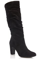 Oasis Sarah Slouch Boot Black