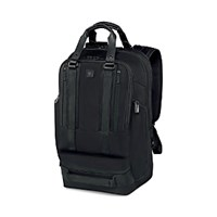 Victorinox Lexicon Professional Bellevue 17 Laptop Backpack With Tablet And Ereader Pocket Black