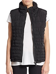 Marc New York By Andrew Marc Performance Quilted Vest Black