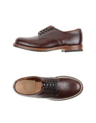 Red Wing Shoes Lace Up Shoes Black