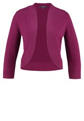 More And More Cardigan Pink Berry