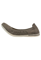 Dockers By Gerli Ballet Pumps Schlamm Taupe