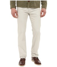 Dockers New Five Pocket Straight Stretch Twill Marble Men's Casual Pants White