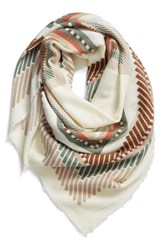 Women's Bp. Chevron Square Scarf