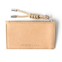 Campbell Cole Honey Simple Coin Pouch
