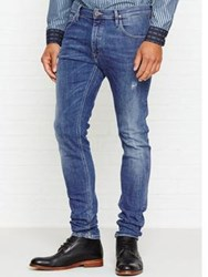 Vivienne Westwood Anglomania Skinny Fit Jeans Blue