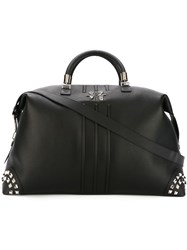 Philipp Plein 'So Special' Holdall Black