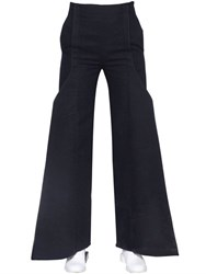 Jacquemus Triangle Shape Wool Blend Pants