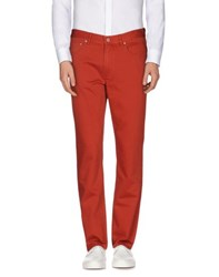 Grayers Trousers Casual Trousers Men Rust