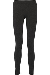 Duffy Cashmere Blend Leggings Gray
