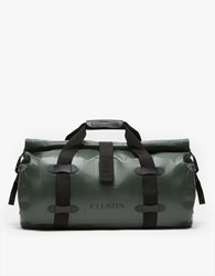 Filson Medium Dry Duflle Bag In Green