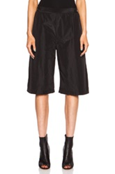 Jonathan Simkhai John Poly Basketball Short In Black