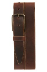 Allen Edmonds Men's 'Central Ave' Leather Belt